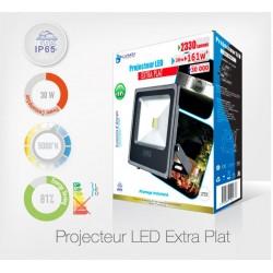 LED Projecteur Extra-Plat 30W