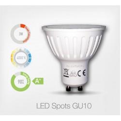 LED Spots 3W GU10 4000K