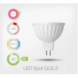 LED Spot 4,5W GU5.3 3000K