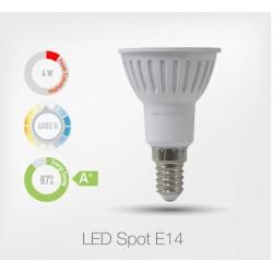 LED Spot 4W E14 4000K